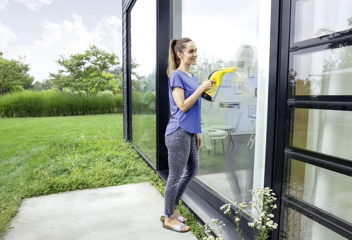 Uređaji za pranje prozora